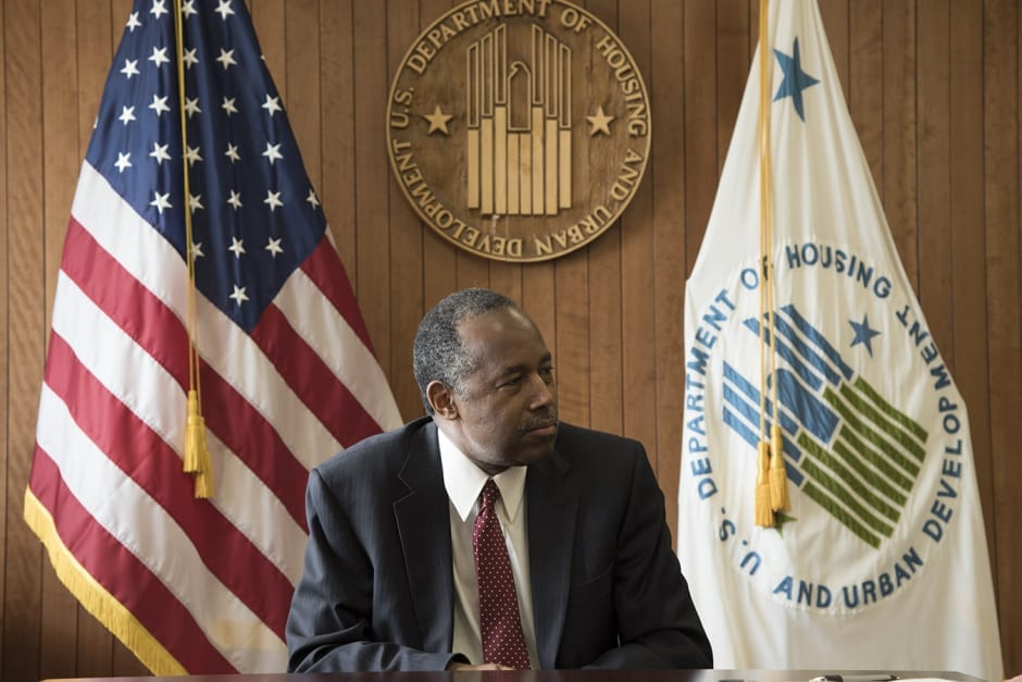 Will Hud Secretary Ben Carson Enforce the Fair Housing Act?