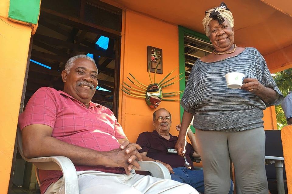 Puerto rican men like black women