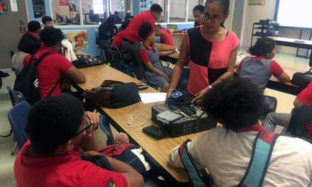 After Hurricane Maria, Superior Vocational High School in Loíza Makes Slow Progress