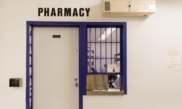 Use of Psychiatric Drugs Soars in California Jails