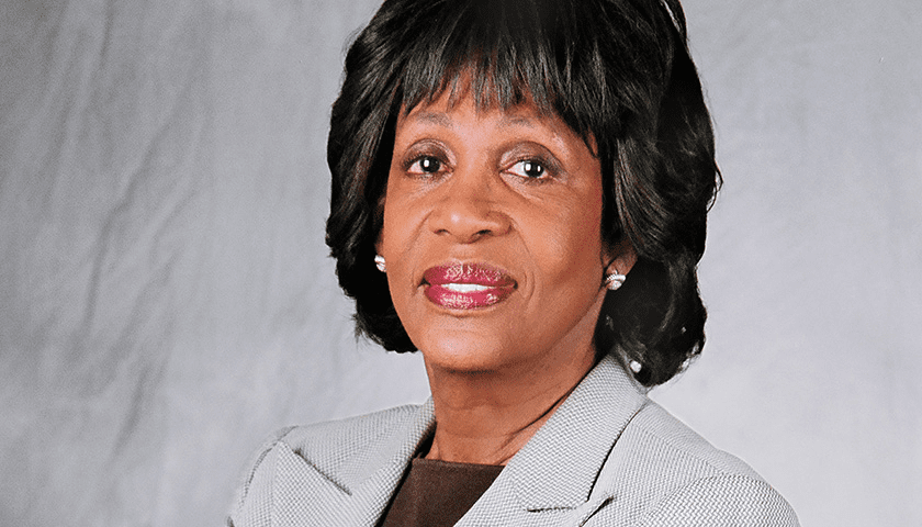 "Congresswoman Maxine Waters Earns TIME 100 ""Influential"" Honors"
