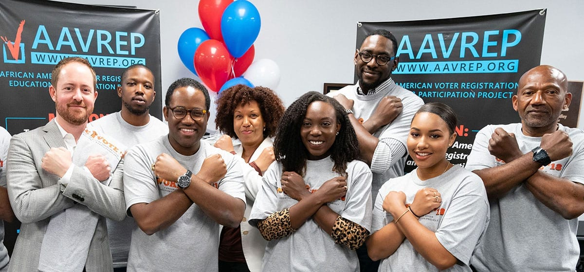 """AAVREP Launches Massive """"WokeVote18"""" Voter Registration Drive for 2018 Election"""
