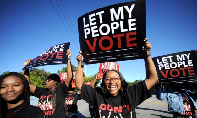 New Poll Shows African American Voters Favor Democratic Party, But Popularity is Slipping