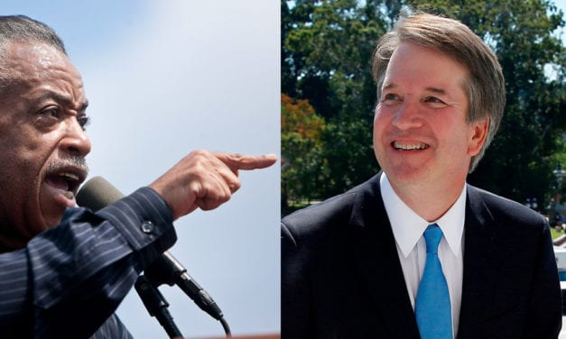 """Civil Rights Leaders Give a Resounding """"NO!"""" to Kavanaugh"""