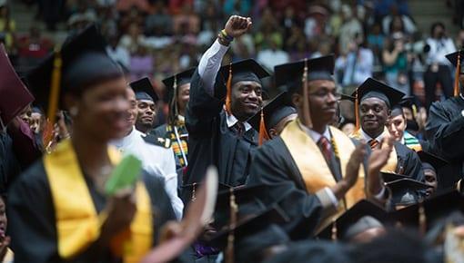 CA Black Graduation Rates