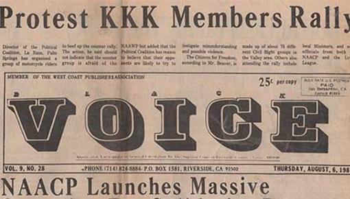 Voice News Through the Decades