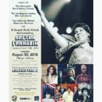 A Gospel Music Tribute Remembering Aretha Franklin , August 30 , 7:00pm – 9pm