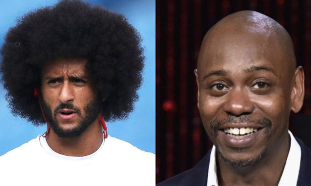 Harvard Black Culture Awards to Honor Kaepernick, Chappelle