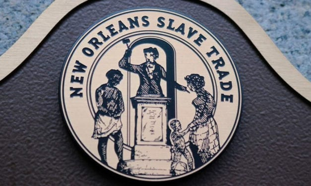 New Orleans Publicly Unveiling Slave Market Tour App