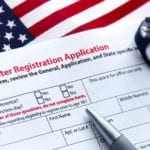California Voter Registration Hits Record Ahead of Midterms