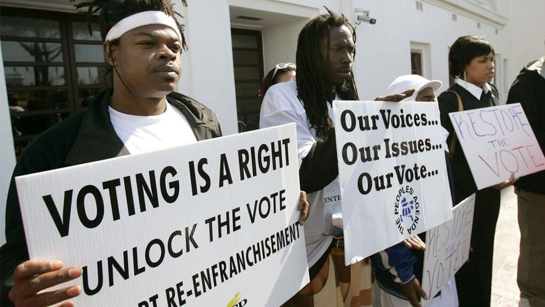 Florida Voters Strike Major Blow to Jim Crow Powered Disenfranchisement