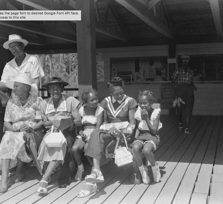 Remembering and Acknowledging the History of Segregation in South Carolina State Parks
