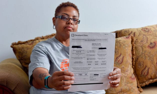 Chronically Ill, Traumatically Billed: The $123,000 Medicine For MS