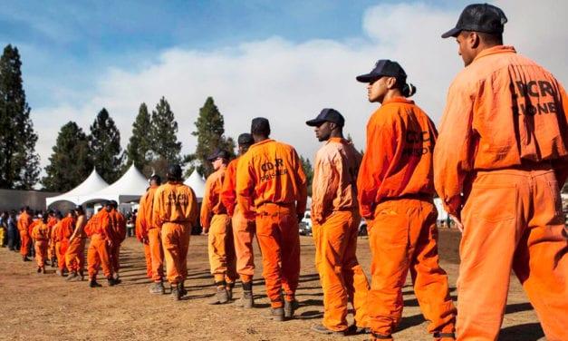 $2 per Day—Rehabilitation or Exploitation? California Inmates Fight Dangerous Wildfires
