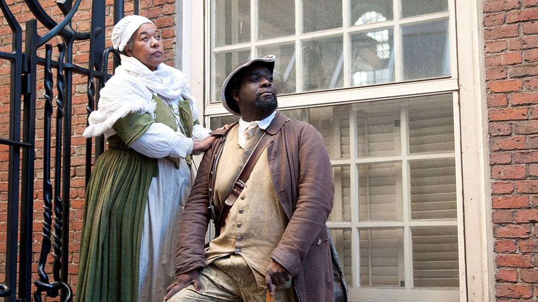 Freedom Trail Brings Back African-American Patriots Tours