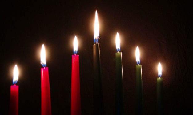 Celebrating Kwanzaa for the New Year