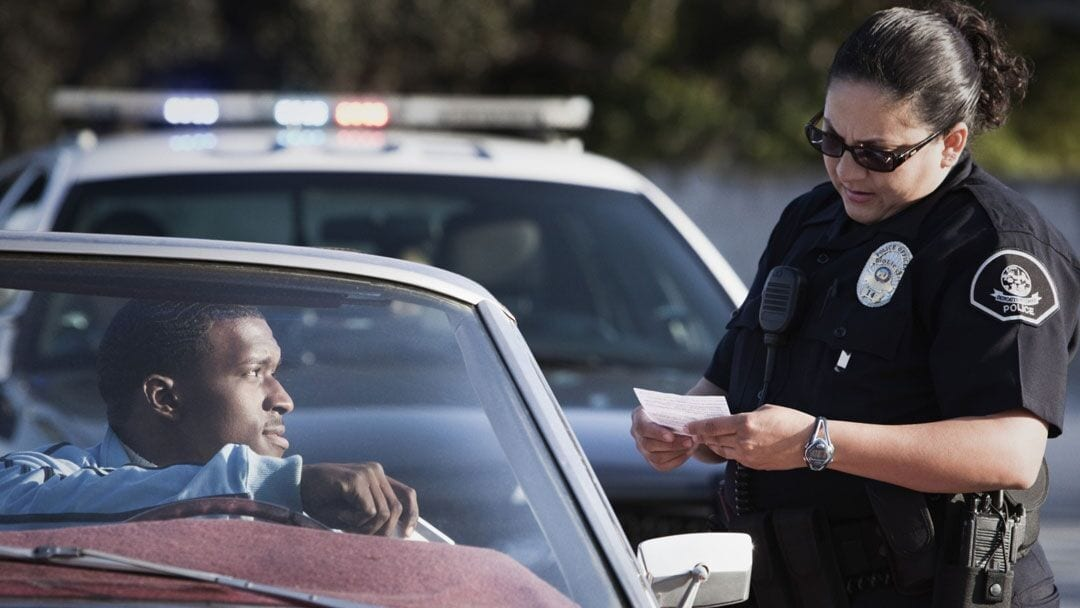 Report: Black motorists stopped, searched more than others