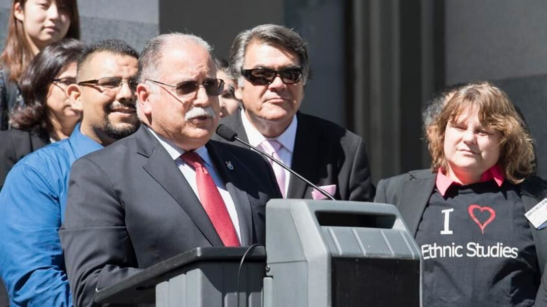 Undaunted—Assemblyman Jose Medina Renews Push for Mandatory Ethnic Studies