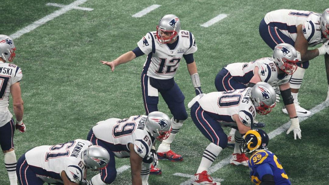 Patriots Get Defensive, Wins Sixth Super Bowl