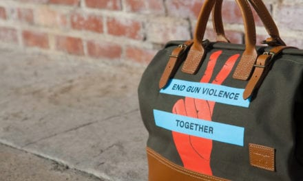 TOMS X MBARQGO COLLABORATE TO CARRY MESSAGE TO END GUN VIOLENCE