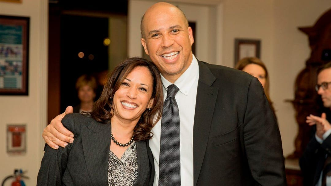 Kamala Harris, Cory Booker and Black Representation in the State
