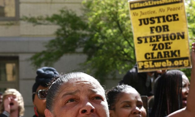 2 Sacramento Cops Who Shot Stephon Clark Won't Face Charges