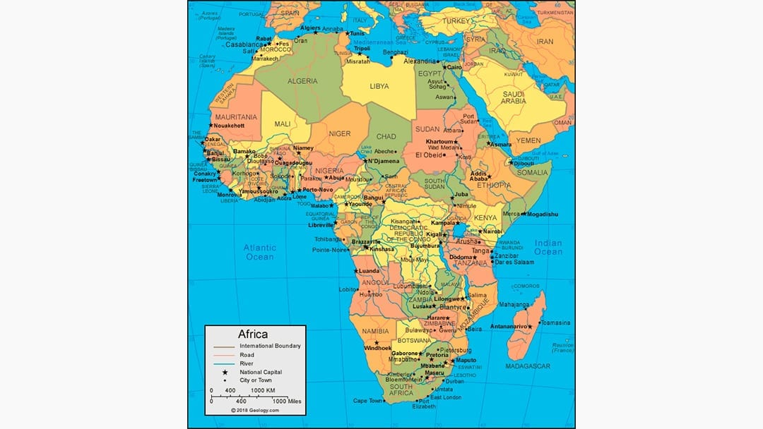 """Making Africa the """"Tourist Destination of the 21st Century"""""""