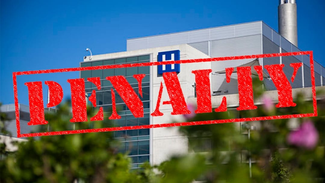 Look Up Your California Hospital: Is It Being Penalized By Medicare?
