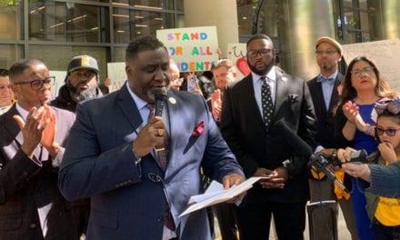 Black Caucus Chair: Charter School Bills Overlook Too Many Crucial Questions
