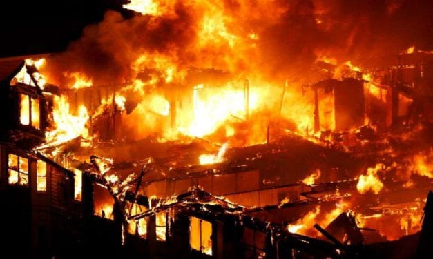 Man Pleads Guilty to Firebombing Los Angeles Black Families