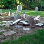 What happened to nearly 400 people buried in Tampa?