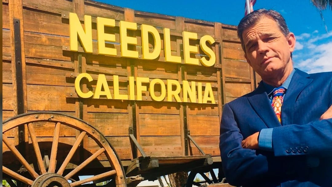 In Needles, a 'sanctuary' for gun owners—and 'a little jab in the eyes' for California