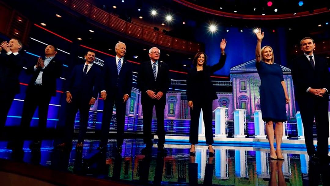 The Democratic scramble for California's cash: A deeper dive in 5 charts