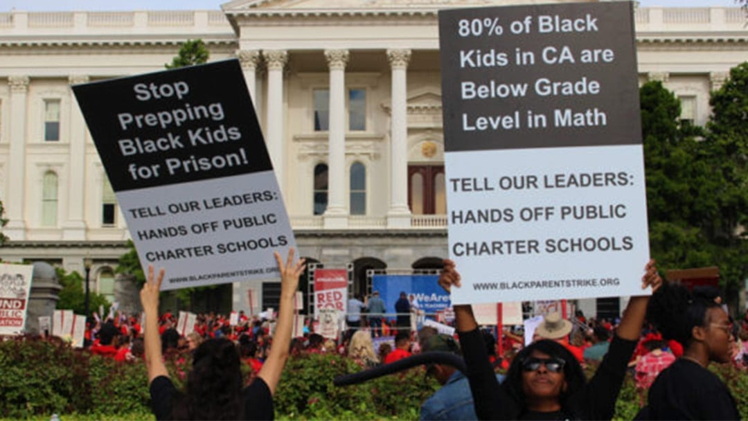 NAACP: Don't Make Black Kids the New 'Cotton' That Funds Failing Public Schools