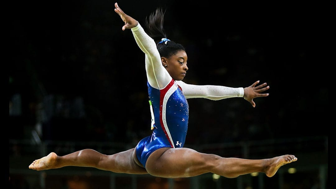 The Athletic Brilliance, Biometrics and Unbounded Success of Simone Biles