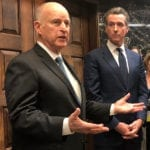 On Trump's tax returns and maybe more, Newsom's agenda isn't Jerry Brown's
