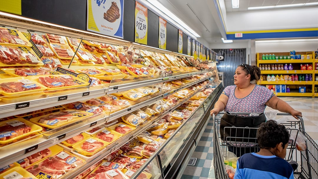 """We're not going to be able to survive:"" Why Californians could bear the brunt of Trump food stamp cuts"
