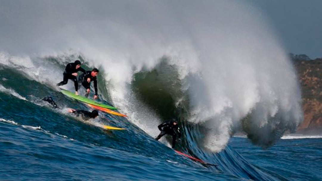 Surfing tourism's big wave and transforming the travel industry