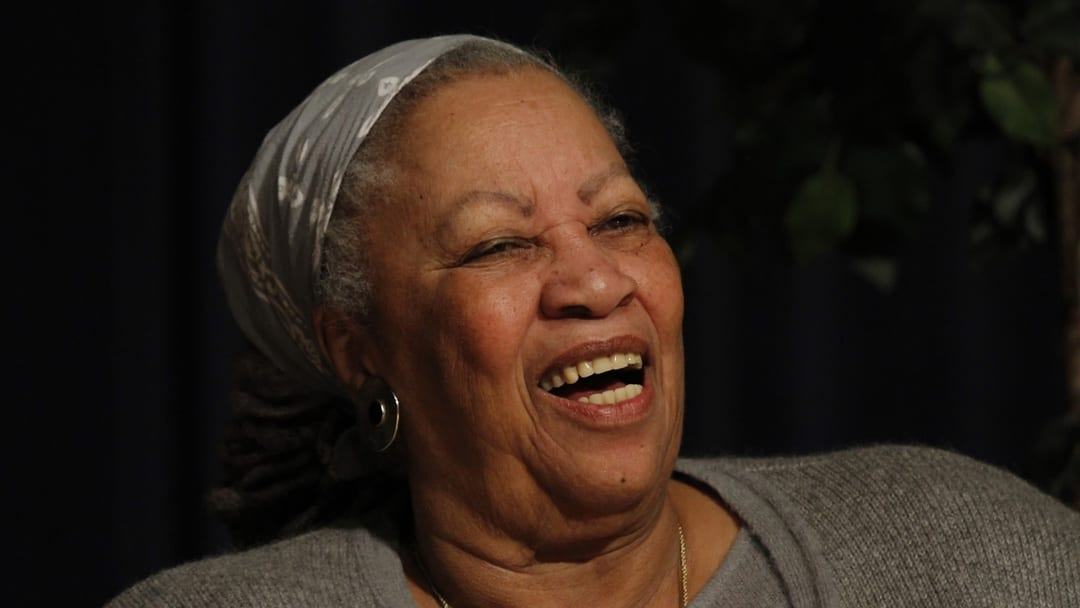 Toni Morrison—A Brilliant Mind Surrenders to the Air