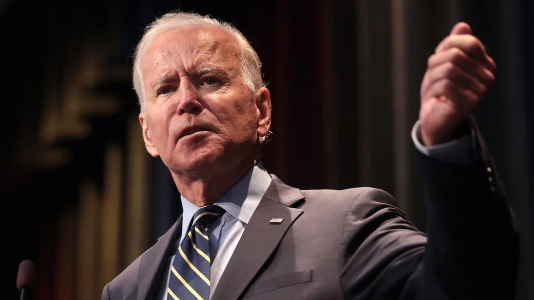 Biden: Racism in US is Institutional, 'White Man's Problem'