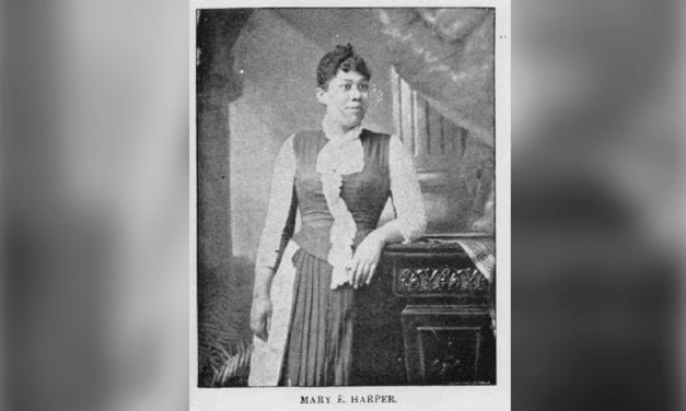 The Hidden Story of Two Women Looking Out from the Pages of a 19th-Century Book