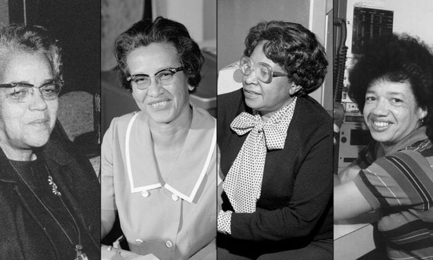 "Congressional Gold Medals Will Be Awarded to ""Hidden Figures"""
