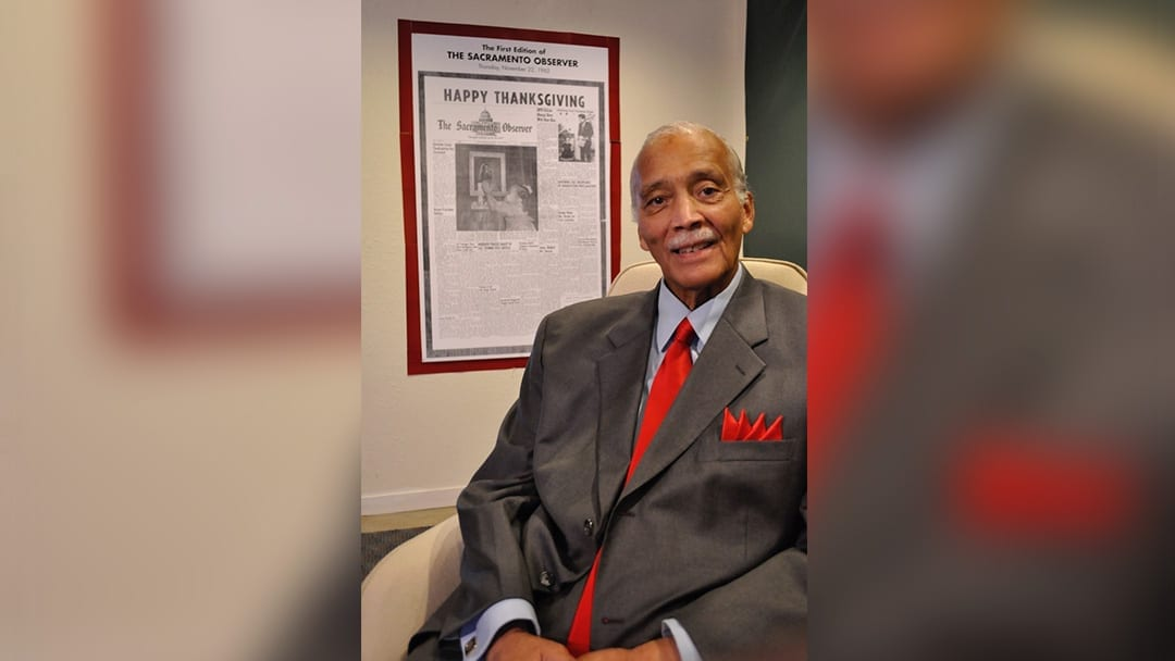 A Giant in Journalism, Dr. William H. Lee, Passes On