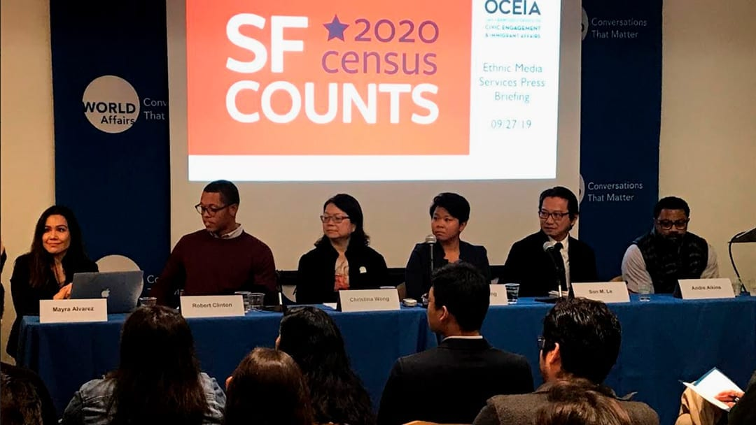 Census Experts, Youth Advocates Tackle Getting California's Kids Counted Contest enlists students' help in getting their families counted, too.