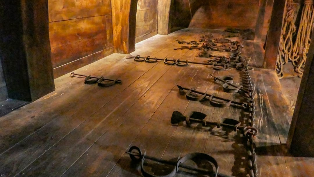 America's Last Slave Ship Could Offer a Case for Reparations