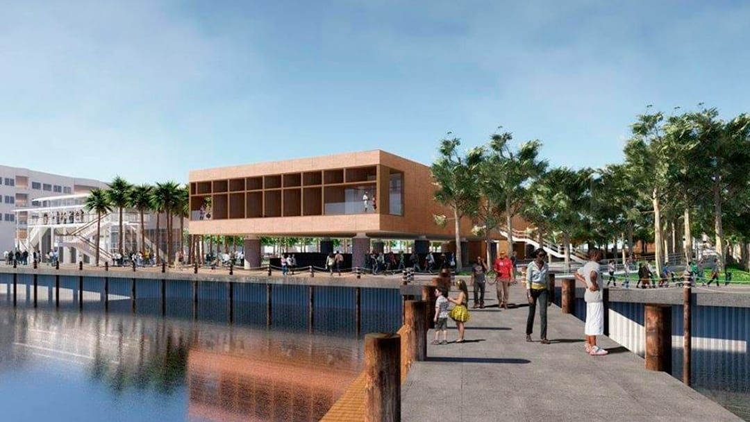 Groundbreaking Set for African American Museum in South Carolina