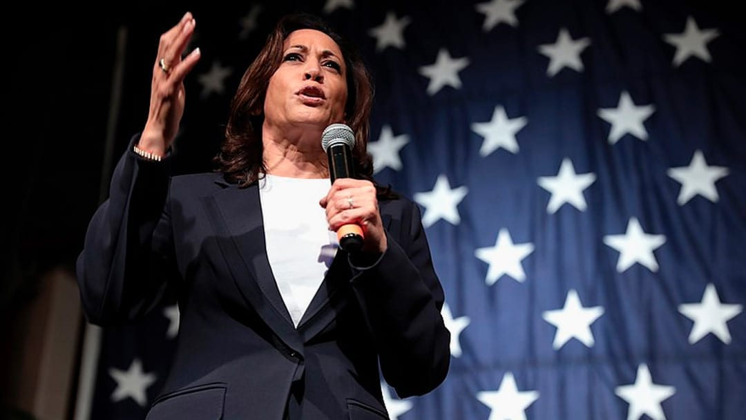 Harris Speaks at SC Candidate Forum After Organizers Nixed