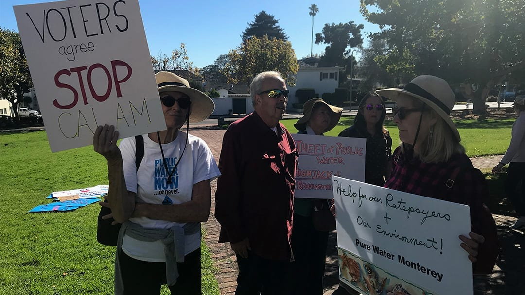 Central Coast project would raise water bills, endanger aquifer, opponents say