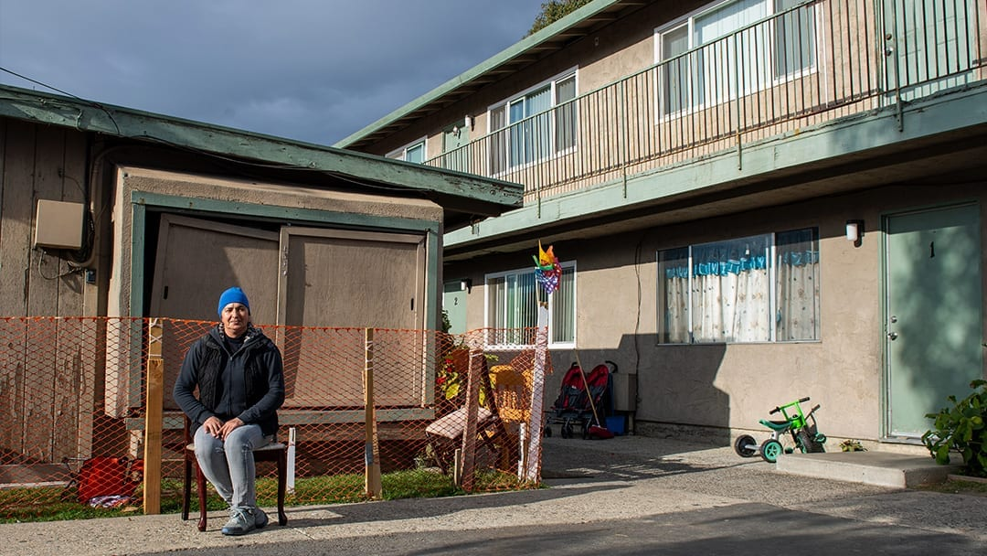Cities step in to halt last-minute evictions