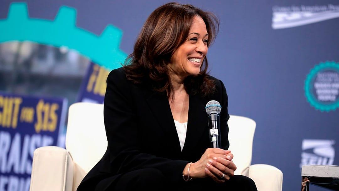 Harris Hopes to Make 'Magic' with Black Women in South Carolina